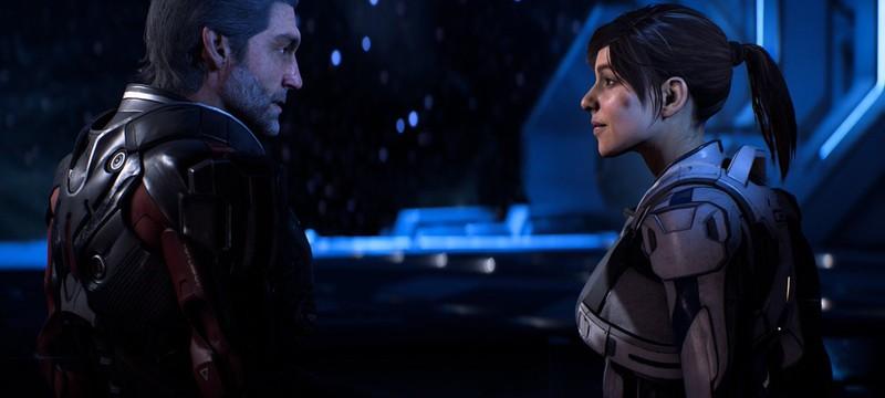 Гора деталей Mass Effect Andromeda из превью