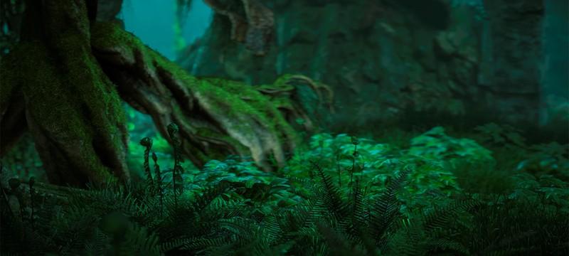 Экскурсия по миру Horizon: Zero Dawn в 4K и таймлапс