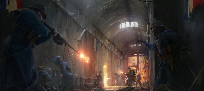 Много геймплея первого крупного дополнения для Battlefield 1
