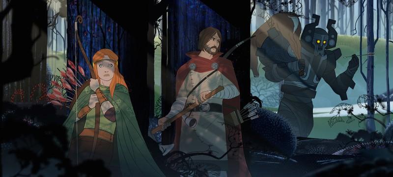 Деньги на The Banner Saga 3 соберут с помощью стримов на Twitch