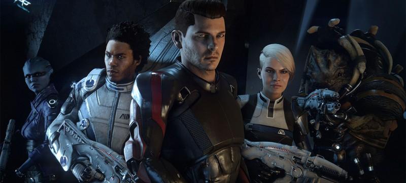 Официальные системные требования Mass Effect Andromeda