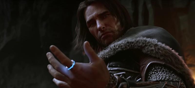Первый трейлер Middle-Earth: Shadow of War