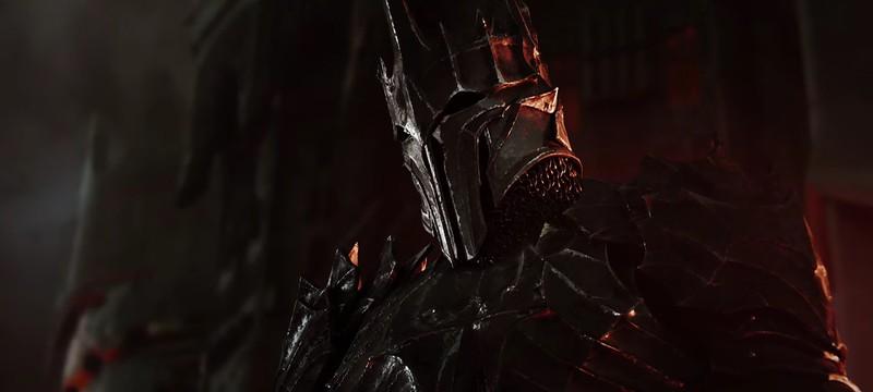 Среди противников Талиона в Shadow of War будут назгулы и Саурон