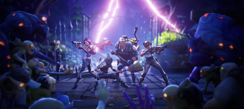 Epic Games разрабатывает шесть разных игр