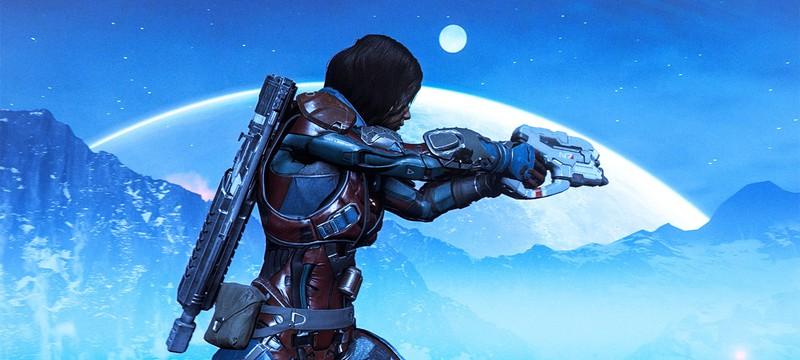 Mass Effect Andromeda — все же не легкое порно с эротикой