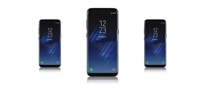 Первый взгляд на новый флагман Samsung Galaxy S8