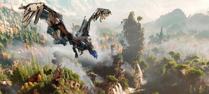 Гайд Horizon: Zero Dawn — взаимодействовие с роботами и быстрое перемещение по карте