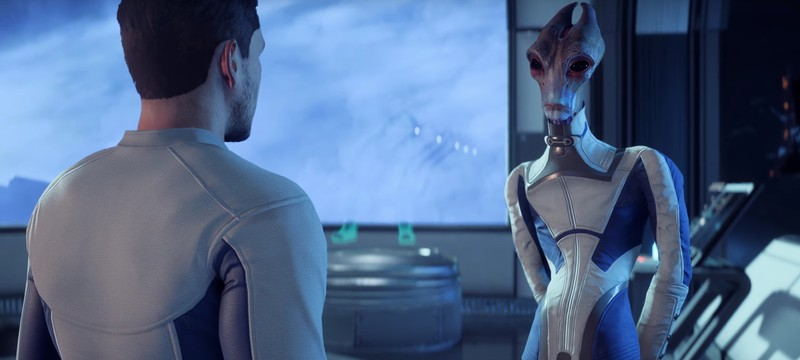 BioWare представила персонажа звезды сериала Silicon Valley в Mass Effect Andromeda