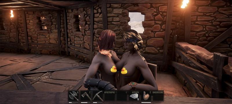 Conan Exiles на Xbox One скроет половые органы