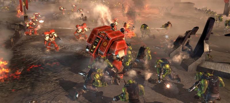 Dawn of War 3 выходит в апреле