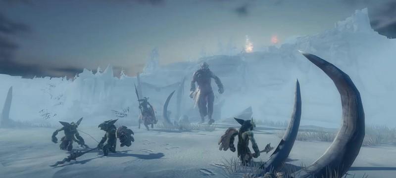 Тизер Vikings — Wolves of Midgard рассказывает об особенностях игры