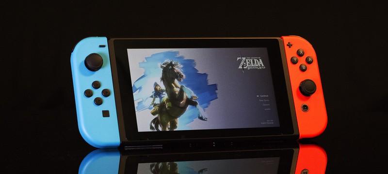 Битые пиксели, кривые руки и другие проблемы запуска Nintendo Switch