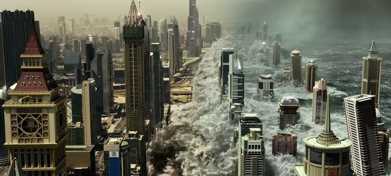 Первый тизер фильма Geostorm о природных катаклизмах