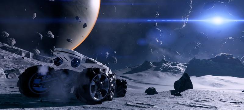 Скриншоты Mass Effect Andromeda и графических настроек игры