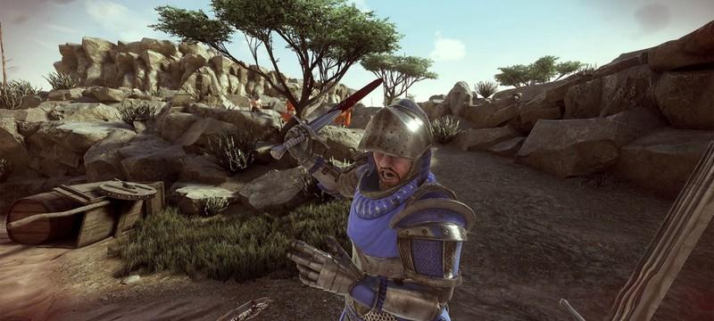 Симулятор средневековых сражений Mordhau вышел на Kickstarter
