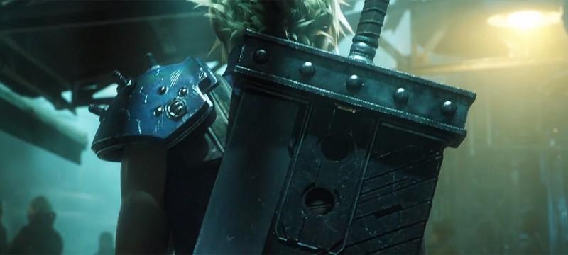 Первые детали геймплея Final Fantasy 7 Remake