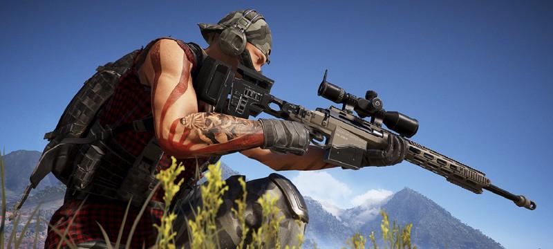 Гайд Ghost Recon: Wildlands — где найти снайперскую винтовку MSR