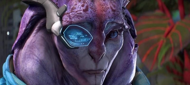 Патч первого дня для Mass Effect Andromeda весит около 2 гигабайт