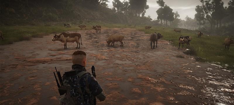 Баг или фича: у каждого игрока в кооперативе Ghost Recon Wildlands своя погода