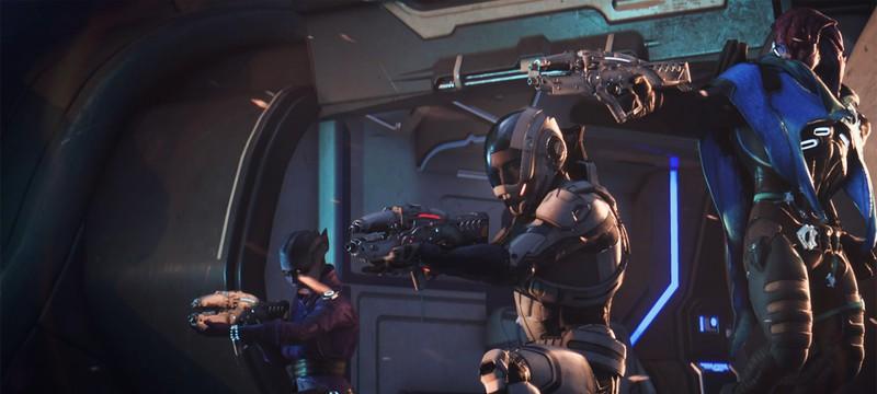 Пятничные стримы Mass Effect Andromeda с PAX East