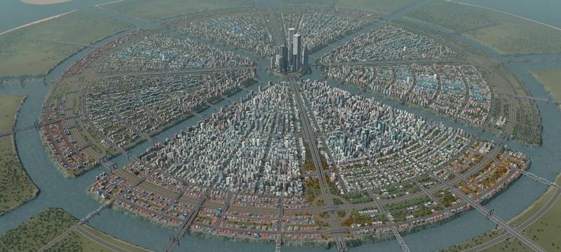 Pearls from the East — бесплатное DLC для Cities: Skylines