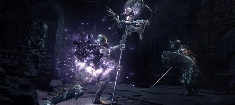 Геймплей последнего дополнения Dark Souls III: The Ringed City