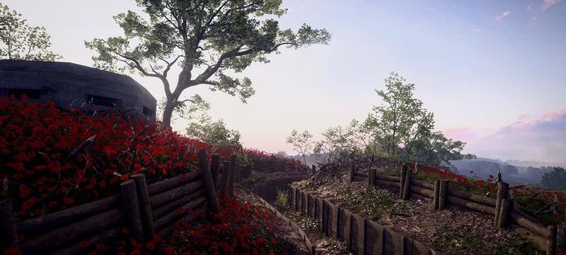 10 минут геймплея They Shall Not Pass DLC для Battlefield 1