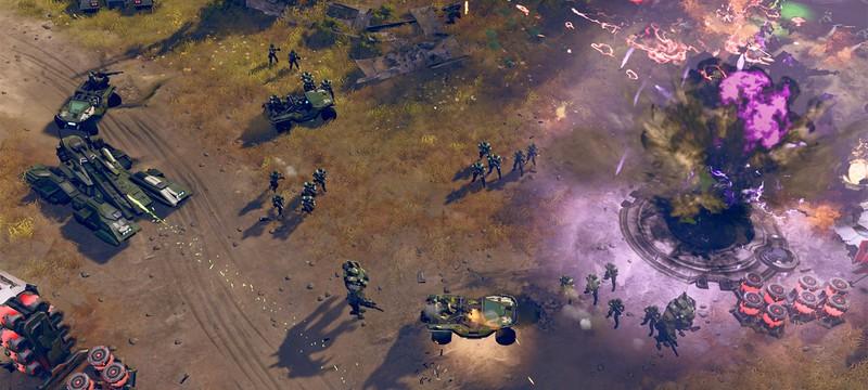Демо Halo Wars 2 вышло на PC