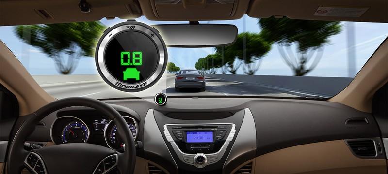 Intel покупает производителя сенсоров для умных авто за $15.3 миллиарда