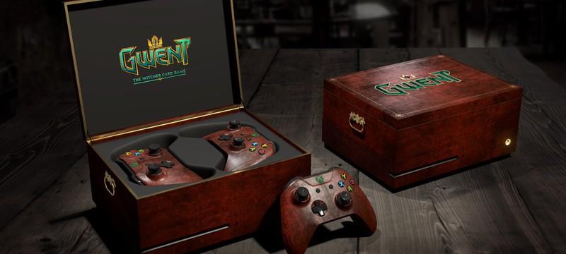 Microsoft и CD Projekt RED разыгрывают невероятно аутентичный Xbox One