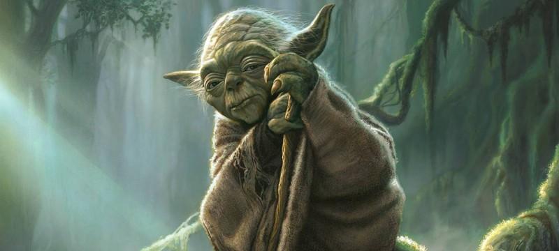 Слух: Йода появится в Star Wars: The Last Jedi
