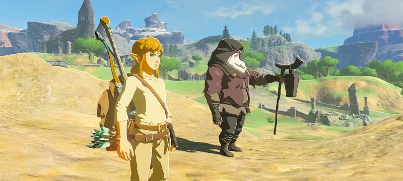 Nintendo объяснила, почему у Линка в Zelda: Breath of the Wild нет зеленого колпака