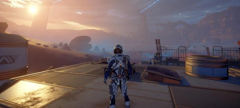 Во сколько Mass Effect Andromeda станет доступна подписчикам EA/Origin Access