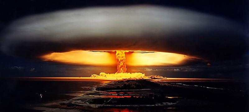 На YouTube опубликованы рассекреченные взрывы атомных бомб