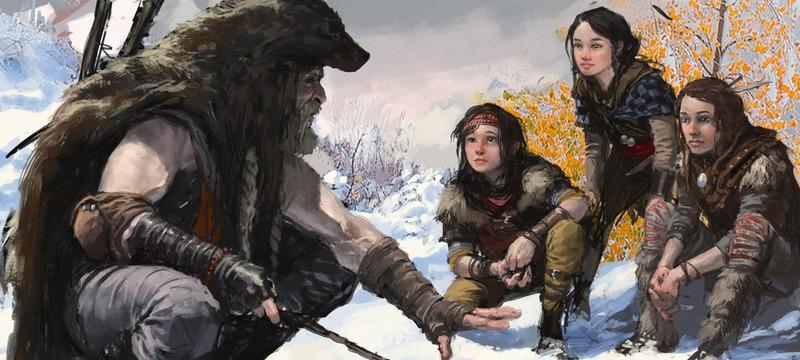 Художники Game of Thrones помогли создать самобытный мир Horizon Zero Dawn