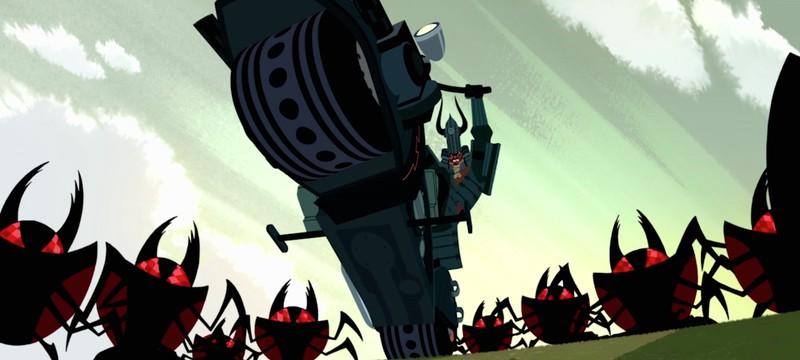 Пятый сезон Samurai Jack с комментариями Дженнди Тартаковски