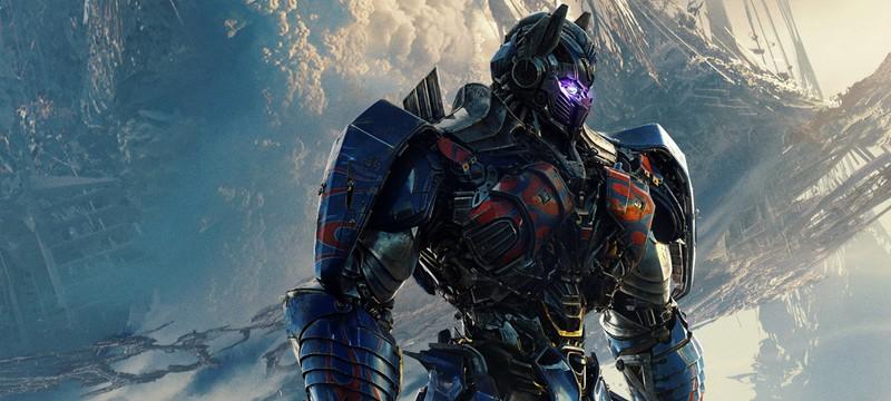 Эпическая война роботов в новом трейлере Transformers: The Last Knight