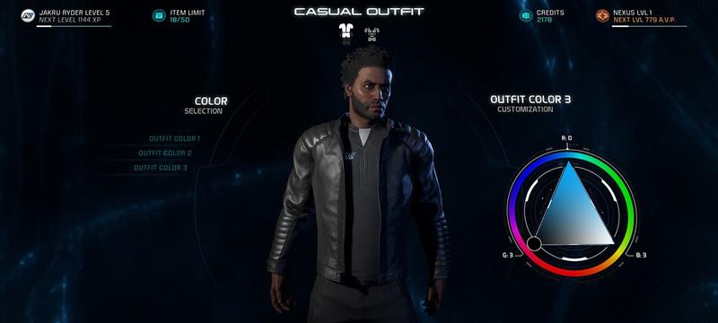 Патч первого дня Mass Effect Andromeda уже не исправит анимацию лиц