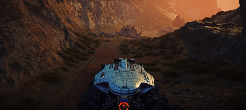 Видео Mass Effect Andromeda — 4K геймплей и технологии Nvidia