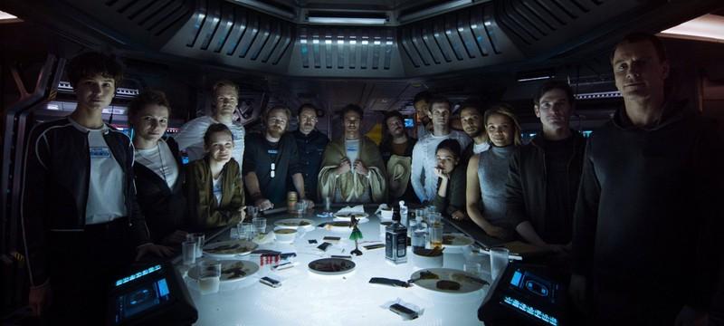Ридли Скотт проболтался с названием нового фильма Alien
