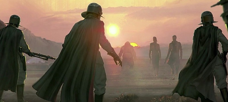 Слух: Star Wars от Visceral Games покажут на Star Wars Celebration в апреле