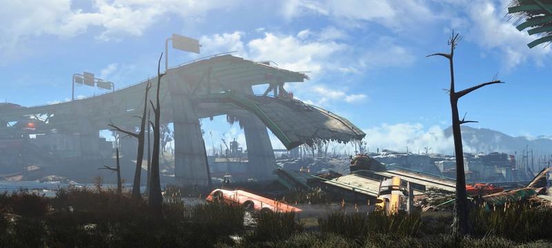 Fallout 4 и Skyrim обновят к выходу Project Scorpio