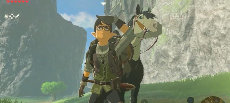 Моддеры добились впечатляющего прогресса, портируя Zelda: Breath of the Wild на PC