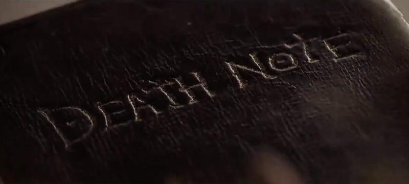 Первый трейлер лайв-экшена Death Note от Netflix