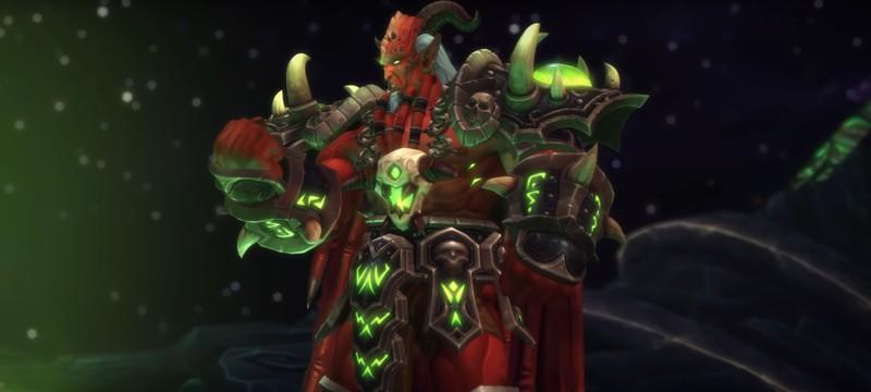 Трейлер долгожданного обновление 7.2 для World of Warcraft