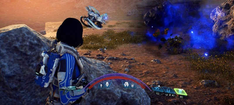 Гайд Mass Effect Andromeda — Как разблокировать умение Реликт VI
