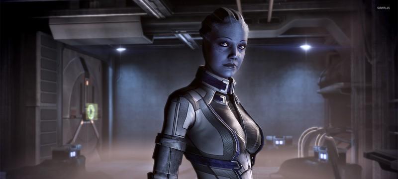 Mass Effect Andromeda раскрыла, что не все азари воспринимают себя женщинами