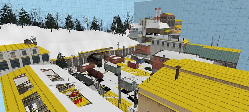 Скриншоты и детали отмененного эпизода Half-Life 2 от Уоррена Спектора