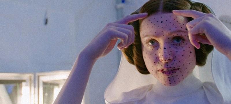 """Вот как выглядела Принцесса Лея в """"Изгой-один"""" до CGI"""