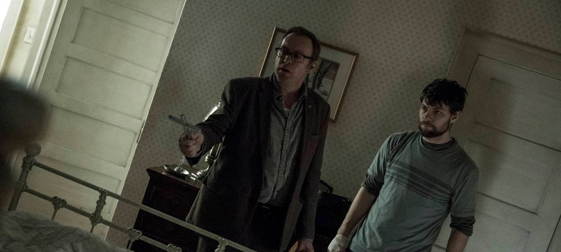 Второй сезон сериала Outcast продолжит мрачную историю Кайла Барнса